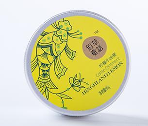 柠檬牛油膏