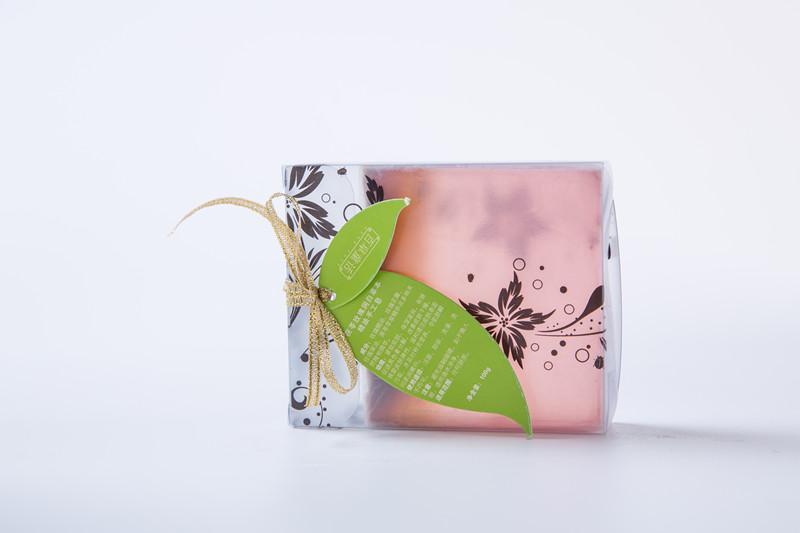 茯苓玫瑰润白草本精油皂