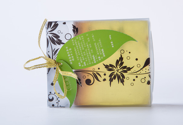 蜂蜜金盏花草本精油皂