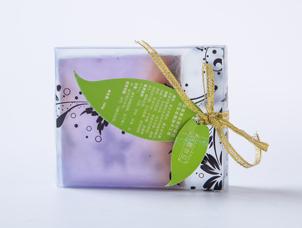 蓝莓薰衣草草本精油皂